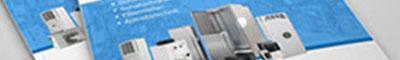 Produkt-Broschüre der MBI GmbH