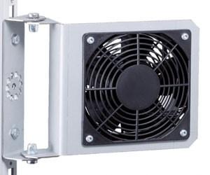 Spannungen: 230 VAC, 115 VAC, 24 VDC