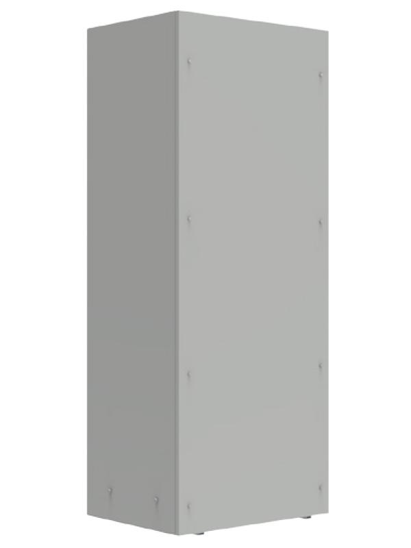 EXW Indoor Luft-/Wasser-Wärmetauscher