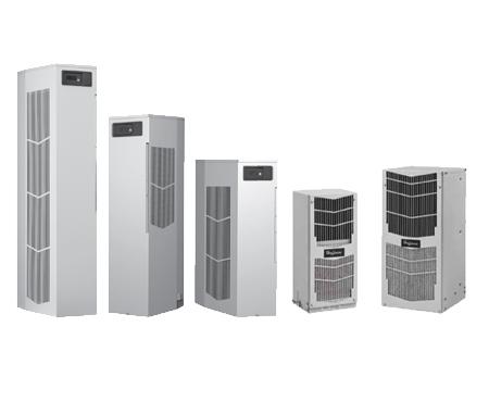 NA-Serie Narrow Schaltschrank-Kühlgeräte