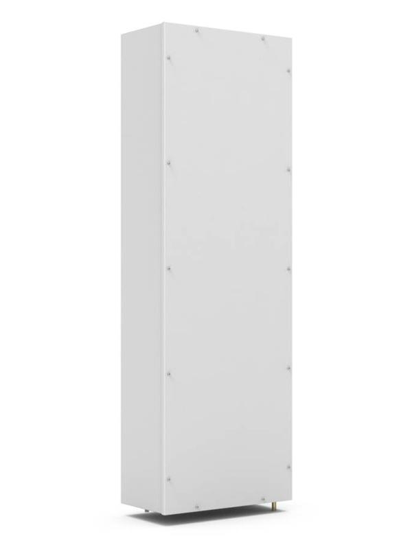 Serie PWS Schale Luft-/Wasser-Wärmetauscher