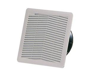 Luftleistung freiblasend 215 m³/h (IP54) und 150 m³/h (IP55)