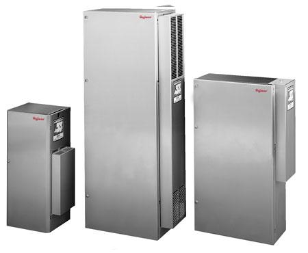 Kühlleistungen: 469 W, 645 W, 1172 W, 1758 W, 2344 W