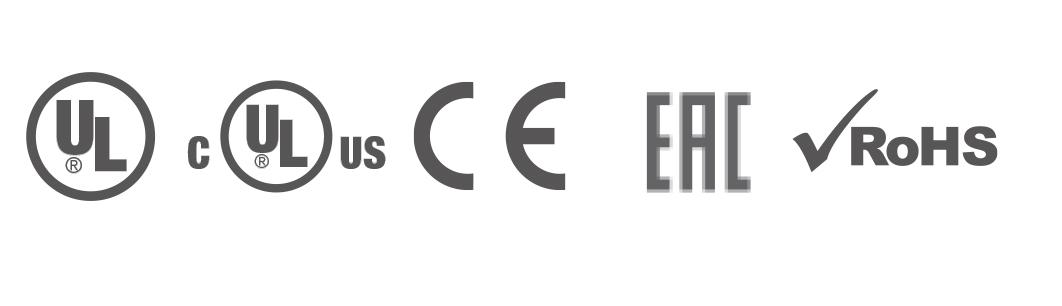 Zulassungen der Schaltschrank-Kühlgeräte Serie SLIM FIT
