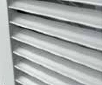 Optimierter Luftstrom und filterloser Betrieb