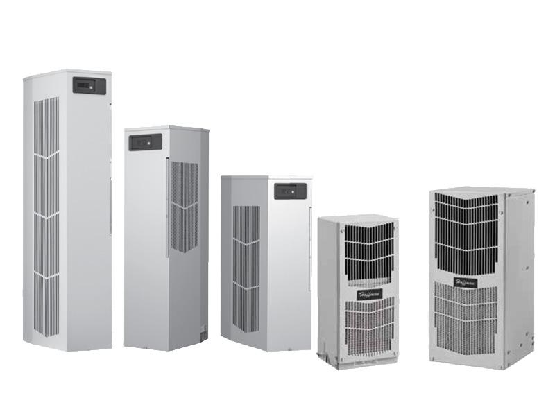 NA-NHZ-Serie Narrow Schaltschrank-Kühlgeräte