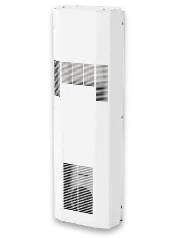 Schaltschrank-Wärmetauscher Luft-/Luft Serie PAI/PAS