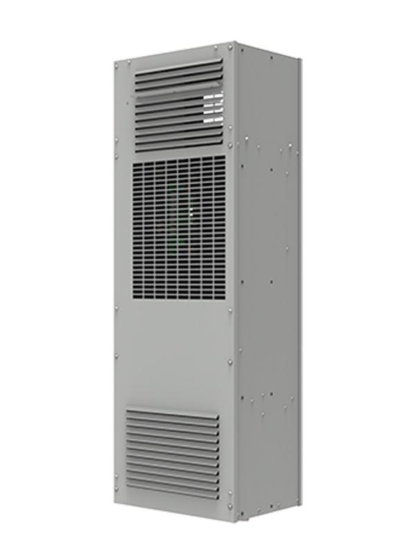 Kompakte Outdoor-Kühllösungen der Schaltschrank-Kühlgeräte-Serie PREDATOR