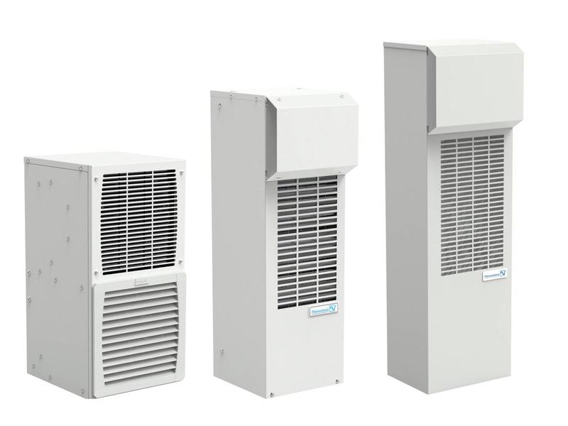 Hochtemperatur-Kühlgeräte für Indoor-/Outdoor-Anwendungen der Serie DTS HT