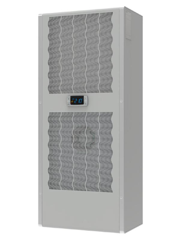 Kompakte Indoor-Kühlgeräte der Schaltschrank-Kühlgeräte-Serie CVE Protherm Indoormit höchster Effizienz