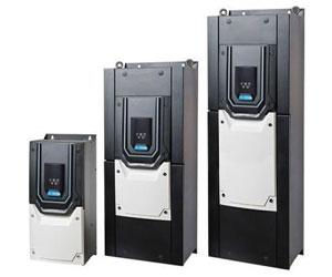 Frequenzumrichter für einfache wie auch komplexe Anwendungen.
