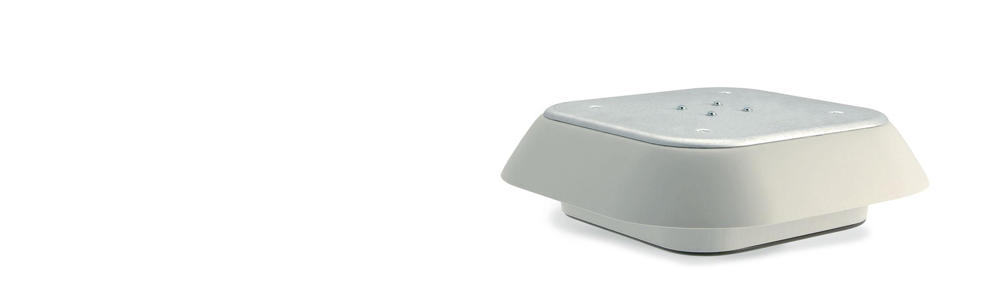 Dachlüfter und Dachentlüftung für Schaltschrank und Serverschrank