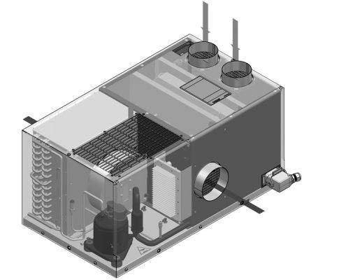 Maßgeschneiderte Kältesysteme für Tintenstrahldrucker