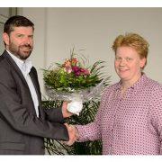 Langjährige Mitarbeiterin Pia Abel unterstützt die MBI GmbH bereits seit 10 Jahren
