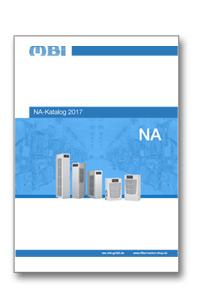 NA-Kühlgeräte-Serie Produktkatalog