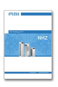 NHZ-Kühlgeräte-Serie von MBI