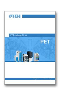 Produktkatalog-Teaser PET-Katalog 2018
