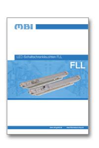 MBI-Produktkatalog LED-Schaltschrank-Leuchten FLL