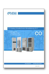 Produktkatalog CO Schaltschrank-Klimatisierung 2017