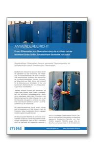 Case Study Isenmann Siebe GmbH