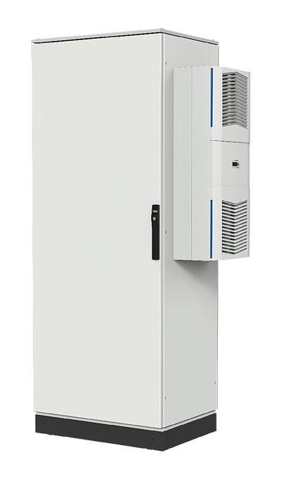 SPECTRACOOL SLIM FIt Serie als definiertes Kühlkonzept nach einer Wärmeberechnung bei DG Flugzeugbau