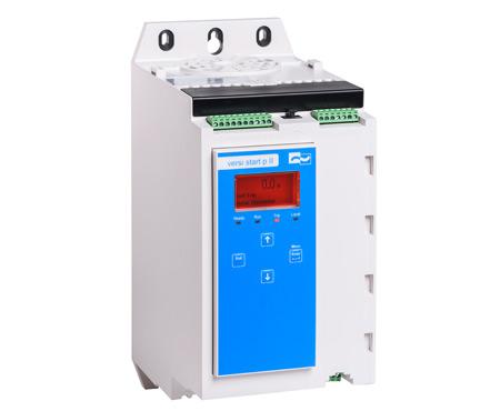 Zweiphasengesteuerter volldigitaler Softstarter (11-800 kW)