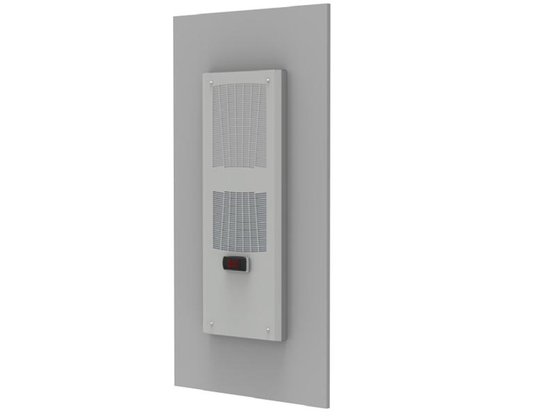 Schaltschrank-Kühlgerät SLIM IN bis 1150 W