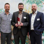 MBI erhält im April 2018 den Hoffman Growth Performance Award