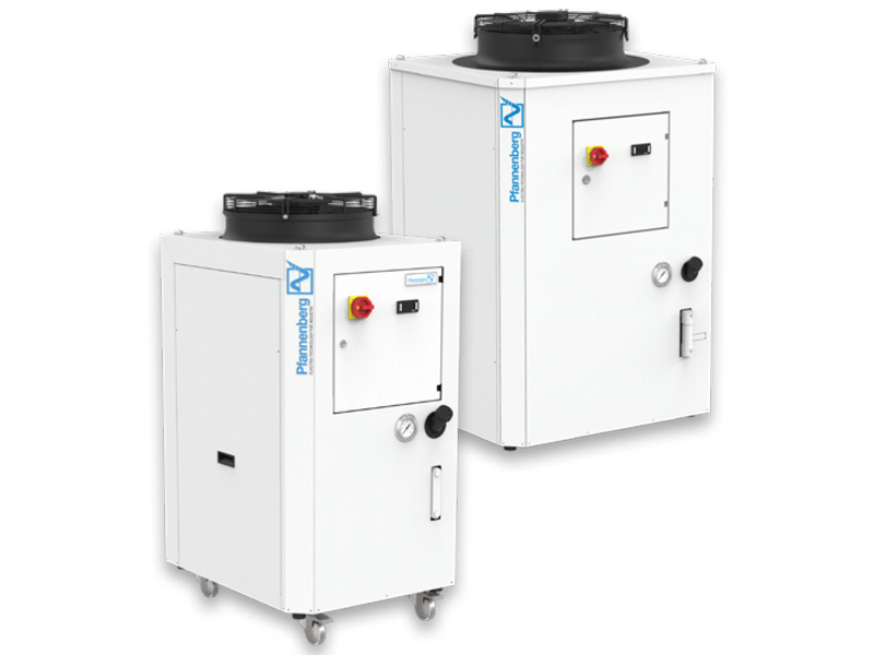 Rückkühlanlagen 3,2-16 kW EB 2.0