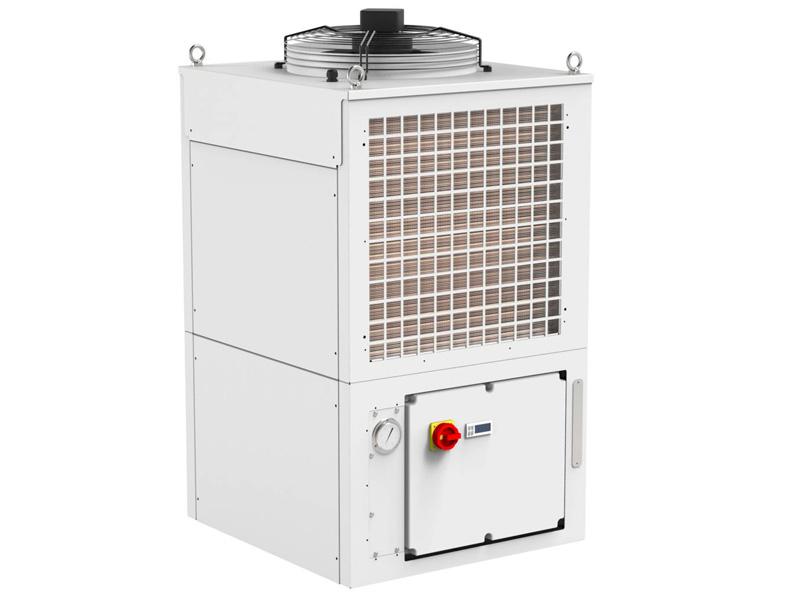 Rückkühlanlagen 3-40 kW Serie EB Oil