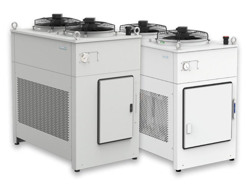 Chiller-Wasserkuehlung 19 - 40 kW EB Large