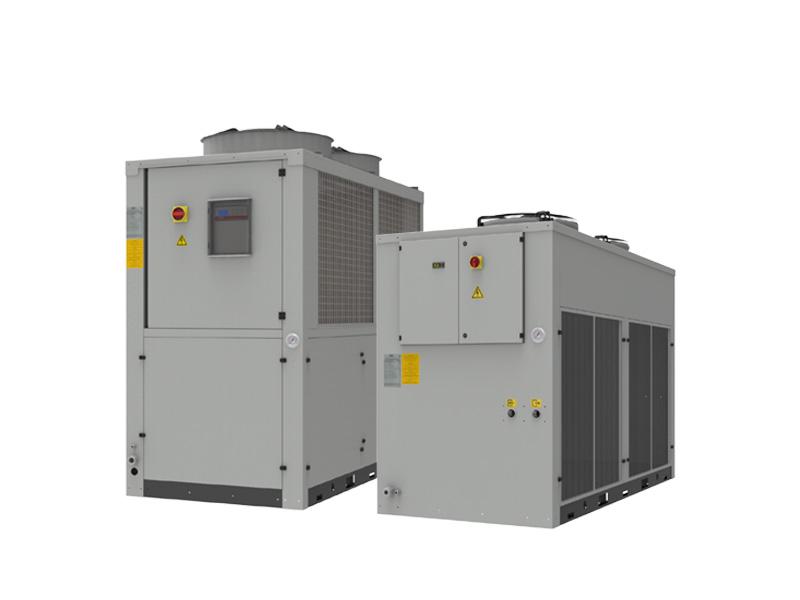 Chiller-Wasserkuehlung WLA Precision 29 - 130 kW