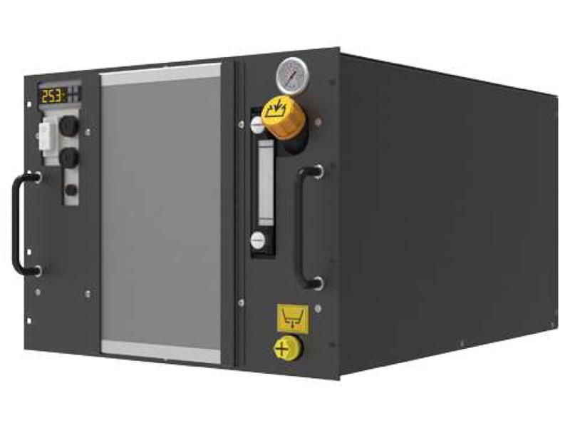 """WRA Rack 19"""" Rückkühlanlage"""