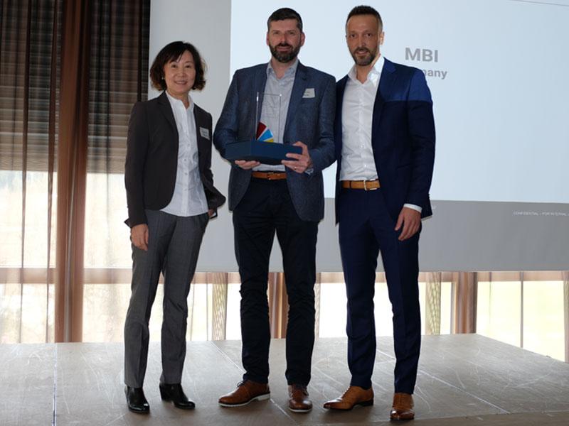 Erneute Auszeichnung von nVent/HOFFMAN