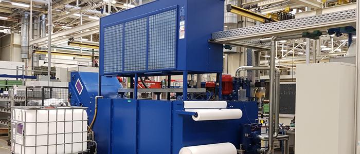 Effektive und preiswerte Luftfiltratrion im Großgetriebe-Fertigungswerk Bruchsal der SEW Eurodrive GmbH&Co.KG