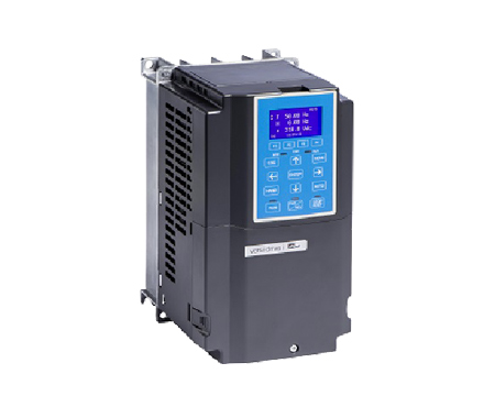 Neu Frequenzumrichter-Serie VersiDrive i43C2E