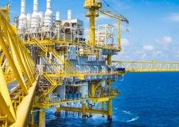 Case Study Outdoor-Kühlgerät für Offshore-Gasplattform
