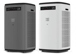 Luftqualität in Innenräumen neu definiert mit dem Luftreiniger Mia Air 2.0