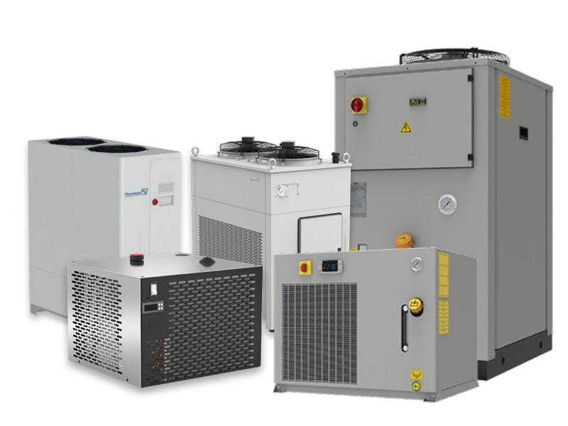 Chiller Wasserkühlung Produktübersicht