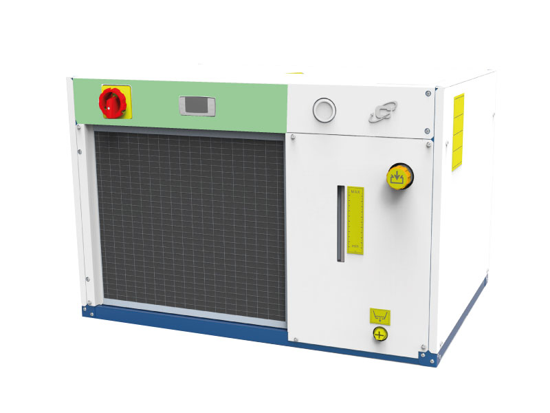 Neue Chiller-Serie WLA Compact 2.Generation