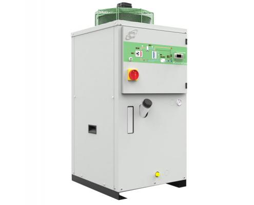 Kompakte Chiller-Serie WRA ErP von 5 bis 50 kW