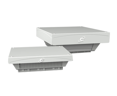 Kryos Roof - die neue Dachfilterlüfterserie mit kompakten Abmessungen