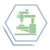 Werkzeugmaschinen als Einsatzbereich des Chillers WRA ErP